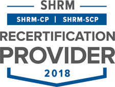 This session is eligible for 1.5 SHRM credits.